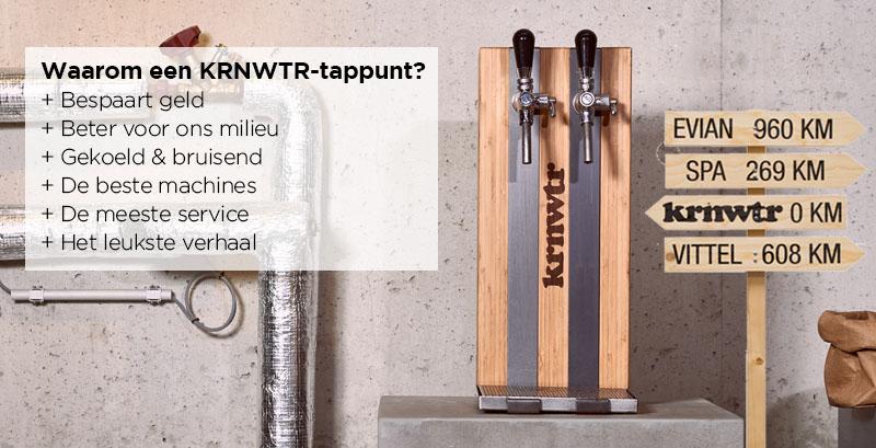krntwtr-tappunt-waterkoeler-horeca-drinkwatersysteem