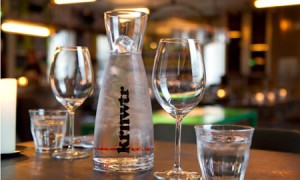 waterfles en waterkaraf horeca