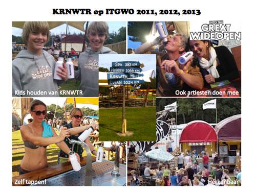 kraanwater-op-festivals