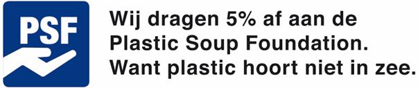 KRNWTR en plastic soup foundatino