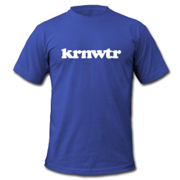 krnwtr-t-shirt-heren-blauw