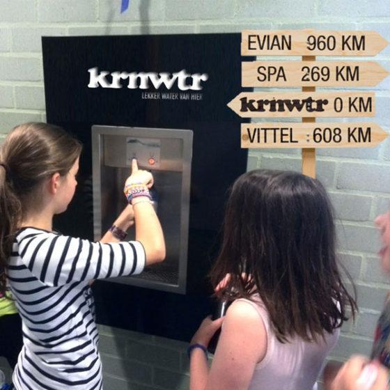 KRNWTR-op-school-waterkoeler-op-de-waterleiding