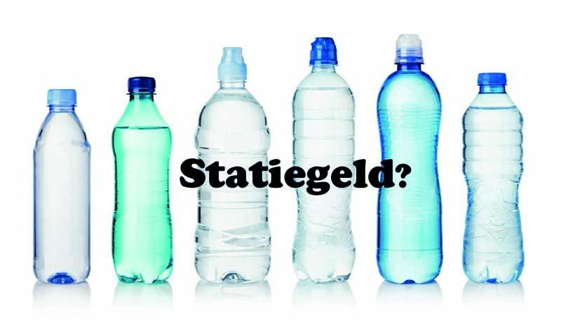 statiegeld waterflessen