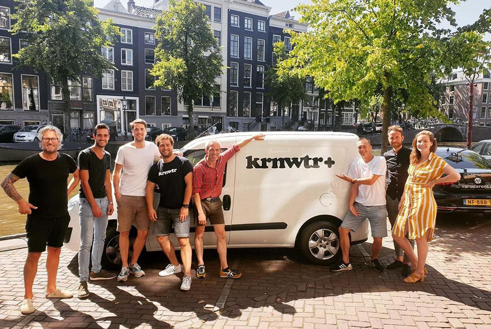 Trots op het KRNWTR-team!