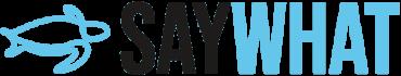 Logo Say What Bottels