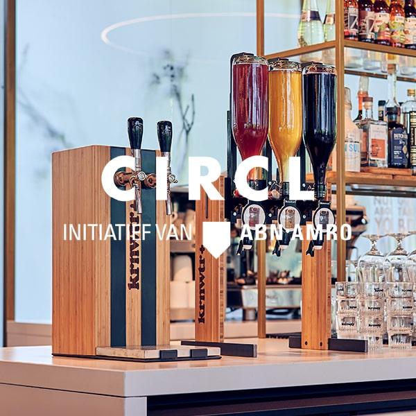 Waterkoeler-ABN AMRO-Circl